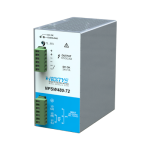 DIN Rail COMBO SMPS / DC UPS / Battery Charger, Class I